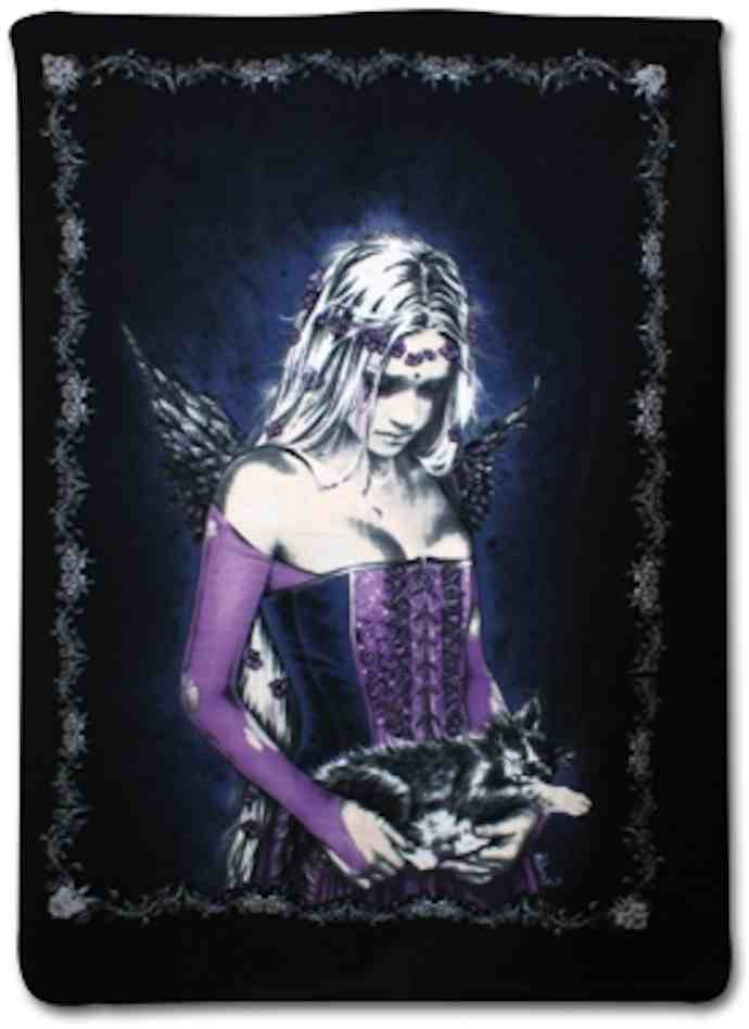 Angel of Death Fleece