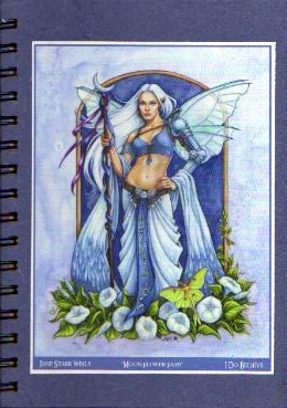 Jane Starr Weils' Moonflower Fairy