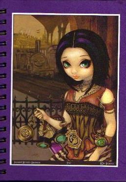 Jasmine Becket-Griffith's Poe