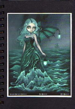 Jasmine Becket-Griffith's Sea Beacon