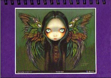 Jasmine Becket-Griffith's Winged Seer