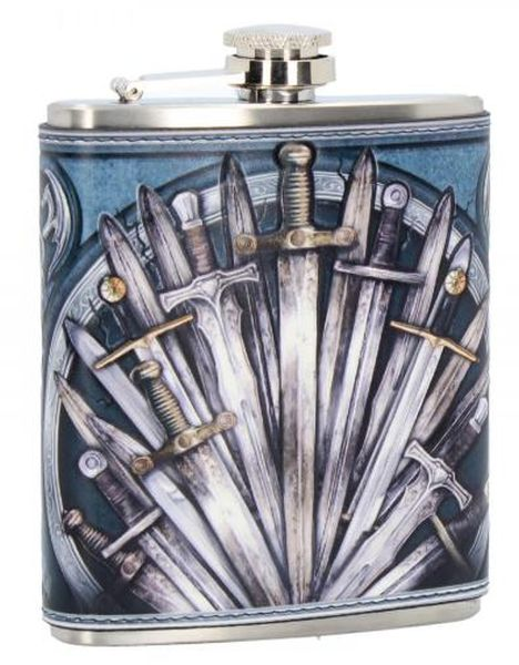 Swords Hipflask